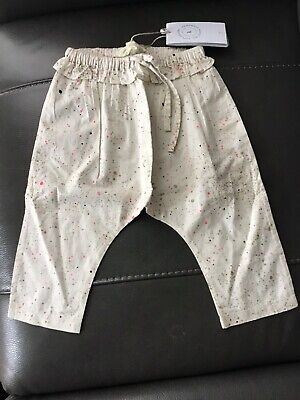 Soft Gallery Speckled Harem Pants 24m Nwt
