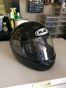 Adult Motorcycle Helmet with shield plus extra face shield