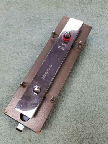 J.C. Deagan Inc. A 440 Tuning Bar