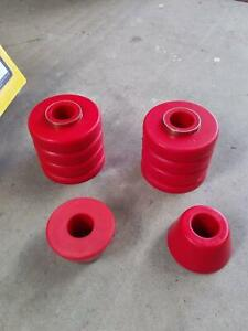 C30 Chevy dually rear cab mount bushes.