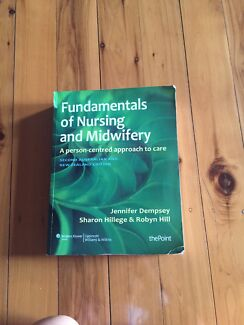 Fundamentals of nursing and midwifery second edition.  Springwood Blue Mountains Preview