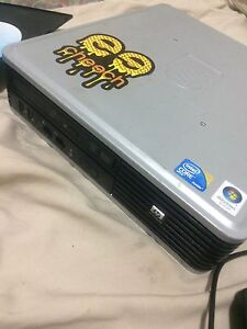 Mint and barely used HP Compaq dc7900 Desktop (Read desc)