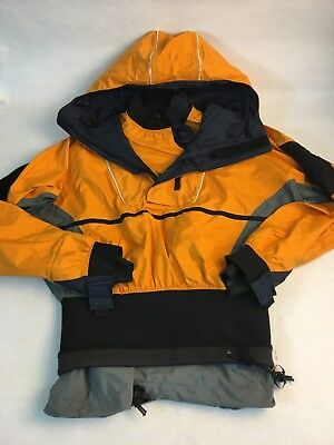 MTI Adventurewear Kayak Jacket Men's S Waterproof Sailing Boating Fishing Gear