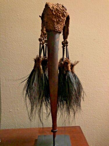 Asmat cassowary bone dagger