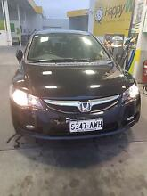 2009 Honda Civic Sport O'Sullivan Beach Morphett Vale Area Preview