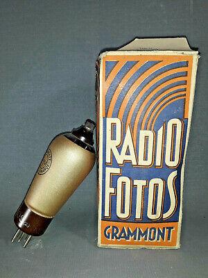 Antiguo radio fotos Grammont E 452 T miniwatt Philips Francia Ha 409 (2 segunda mano  Embacar hacia Mexico