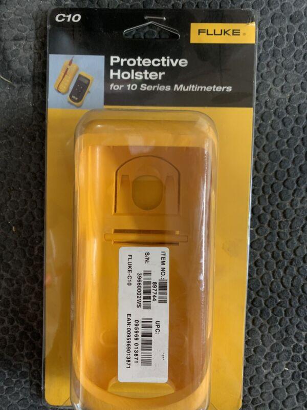 Fluke C10 Meter Protective Cover Holster Case for 10 Series Multimeters
