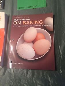Culinary Textbooks Kitchener / Waterloo Kitchener Area image 5