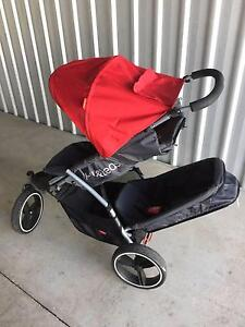 Phil and Teds Explorer Pram with second seat attachment Sunnybank Brisbane South West Preview