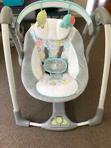 Ingenuity Baby Swing - Excellent Condition - Near New