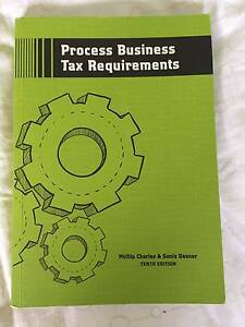 Process Business Tax Requirements 10th edition Terrey Hills Warringah Area Preview