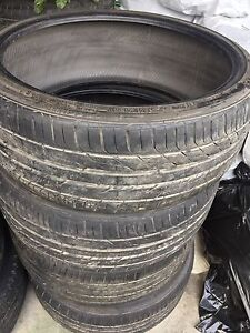 225/35/20  Toyo Extensa PRACTICALLY NEW! PRICED TO SELL