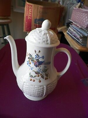 Wedgwood Londonderry coffee pot 1 available
