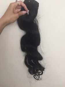 Black Body wave hair extension 26 inches