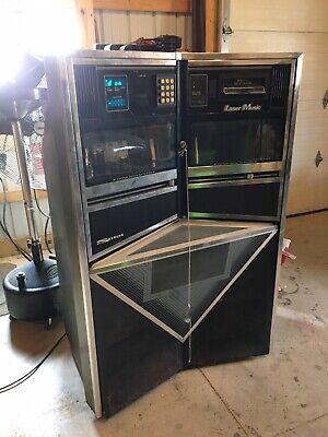 Seeburg jukebox machine