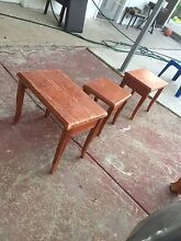 3 nest of tables for sale Mount Lewis Bankstown Area Preview
