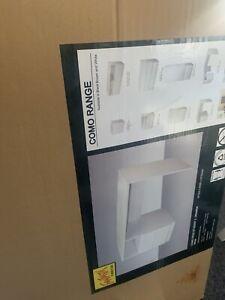 Fantastic Furniture White Como Desk In Box