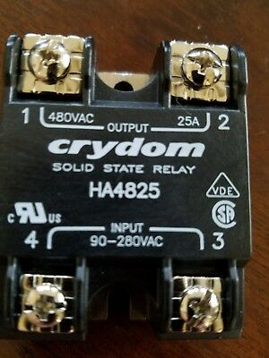 Solid State Relay Crydom Ha4825