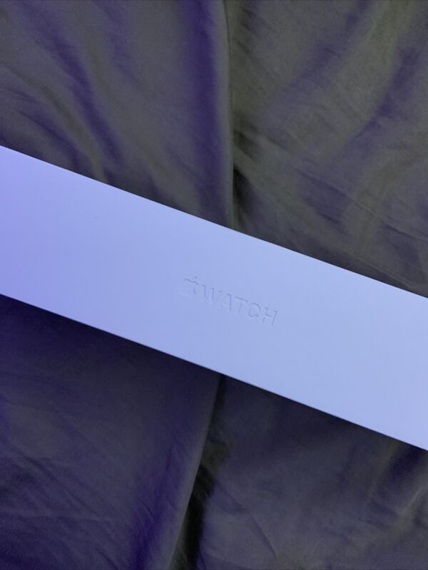 Apple Watch Series 4 Box Only 44mm Gold