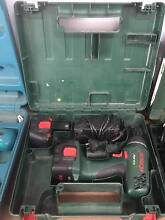 Bosch 12V Cordless Drill ..charger & 2 Batteries in case PSR12-2 Adamstown Newcastle Area Preview