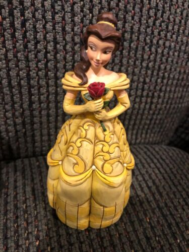 Rare Disney Tradition Musical Sonata Belle  Beauty Comes From Within' 6""