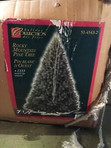 GUC Christmas tree. 7.5ft artificial