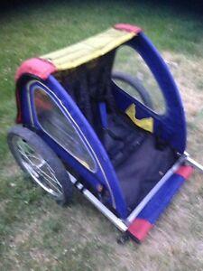 Bicycle trailer. Clean no pet smoke $65 or BO Oshawa