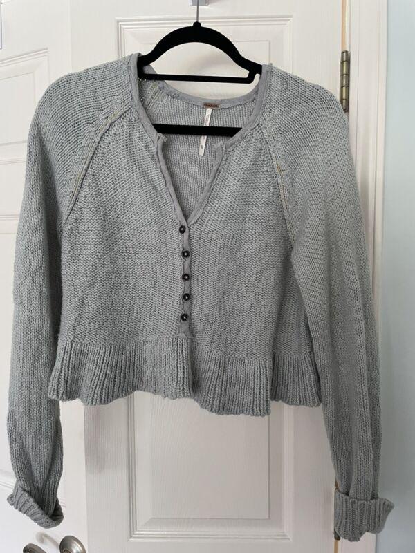 free people xs sweater