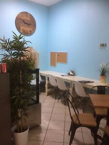 Office area cafe mon-fri Chatswood Willoughby Area Preview
