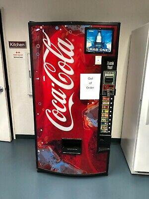 Giii Cold Drink Vending Machine Coca Cola