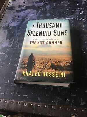 A Thousand Splendid Suns by Khaled Hosseini Hardcover