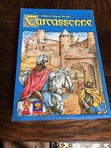 Carcassonne board game mint!
