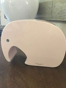 Georg Jensen large pink elephant money box Wembley Downs Stirling Area Preview