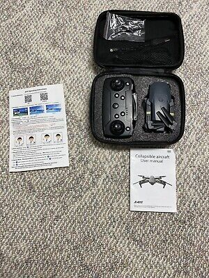 Pre-Owned KY FPV mini drone camera quadcopter FPV 2.4 GHZ Printing Gray/Black