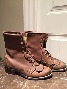 Women's Working Cowboy Boots