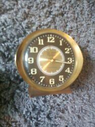 Vintage Westclox Big Ben Repeater Wind Up Alarm Clock tested works