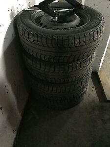 "15"" Snow Tires"