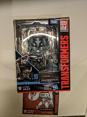 TRANSFORMERS STUDIO SERIES 10 JAZZ