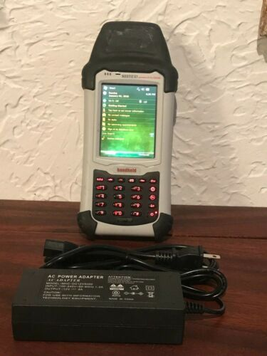 NAUTIZ X7 TDS Nomad Survey Pro DATA COLLECTOR Rugged WATERPROOF PDA Handheld