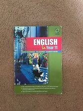 English in year 11 textbook Brighton East Bayside Area Preview