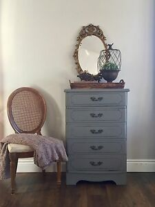 French provincial dresser