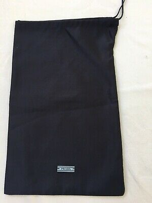 PRADA Navy Blue Dust Bag NEW