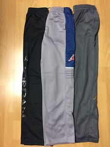 Air Jordan Youth Track Pants set of 3 Size XL 13-15