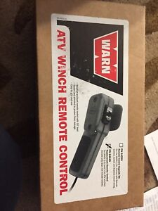 Warn ATV winch controller. NEW