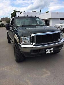 2001 f250 4x4 diesel