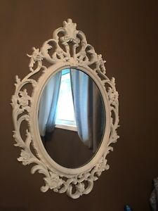 IKEA ornate mirror