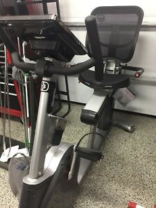 Stationary Fitness Bike