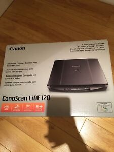 Canon Scanner - brand new
