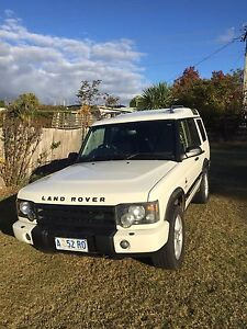 2004 Land Rover Discovery Wagon Trevallyn West Tamar Preview