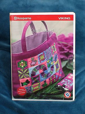 Husqvarna Viking Embroidery 71 Quiltsmart Quilting Designs Designer I 4128071-01